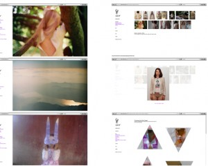 Desiree Hammen | Fashion | Webdesign
